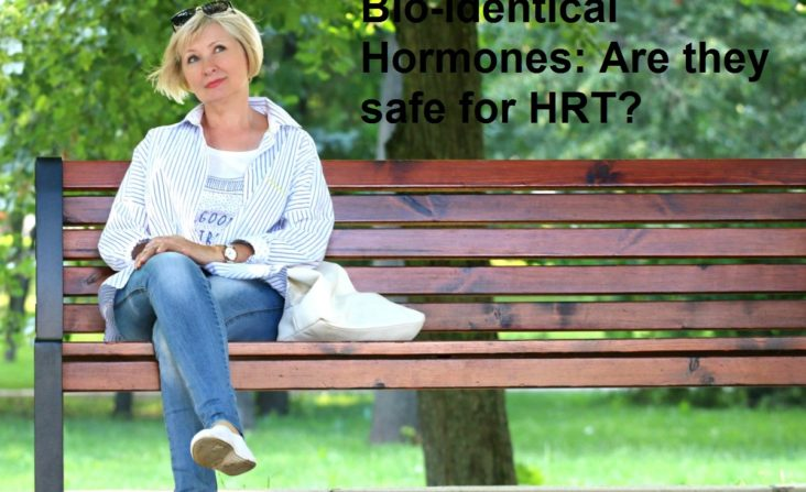 Bio-identical hormone for HRT