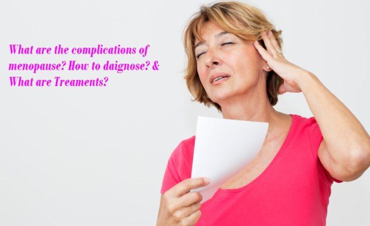 Woman in Menopause
