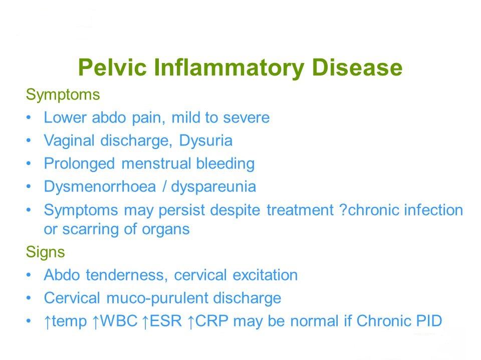 Pelvic+Inflammatory+Disease
